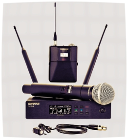 Wireless microphone rentals for video conference New York